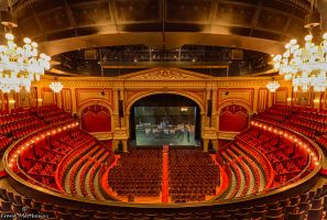 The Royal Theater Carre ring by framafoto