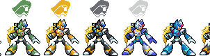 JUSR - Maverick Hunter Zero by ayaiken
