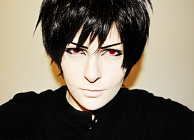 DRRR! Izaya - Dividing People Is Useless by Pudique