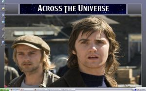 Across the Universe desktop by fallenxsnowxangel