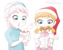 Disney | Frozen | Chocolate Coco by PolishTamales