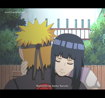 Naruhina Welcome to Home Naruto by Sarah927