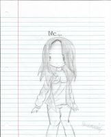 Me... by Chibii-chii