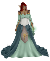 Nesira's Skyhold Outfit by Tiger-Lylli