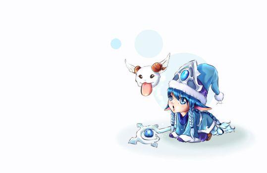 Winter Wonder Lulu by SakuxAniChan