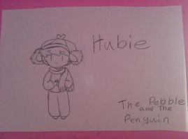 hubie little cartoon the pebble and the penguin by bigbob101
