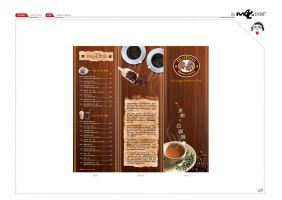 Old Town White Coffee Menu by mushroomstick2