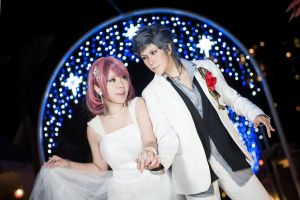 Everyday is Valentine's day~~~ by maocosplay