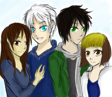 Request Group Pic by animecake55