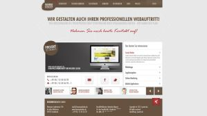 Agentur Website by syo-arts