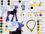 Lady Babylon Reference by Kendell2