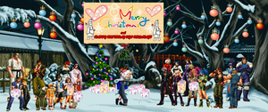 Merry Christmas and Happy birthday Kyo by s0ph14luvukn0w
