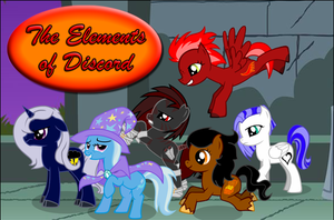 The Elements of Discord by Alexlayer