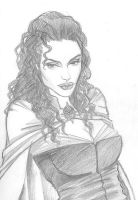 Bellatrix LeStrange-Jolie-Pitt by endoftheline