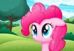 Pinkie Portrait by CTB-36
