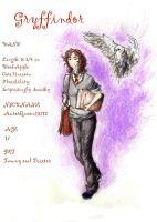 Pottermore ID by LeaLeigh