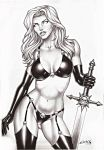 LADY DEATH SALE ON E-BAY NOW !!! by carlosbragaART80