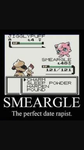Smeargle by cosenza987