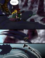 Hitchups Comic Chapter 39: Damned page 5 by bloodmoon14
