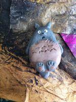 Totoro i made for my brother by zionmusic83