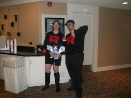 AnimeNEXT Team Rocket Grunts by PhoenyxAngel