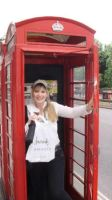 London Telephone Box by CuriouSolo