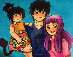 .: Rizumo - Happy Family :. by Dreamgirl2007