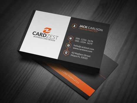 Superior-Corporate-Design-Business-Card-Template-L by mengloong