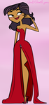 Ellody Prom - Total Drama Ridonculous Race by EvaHeartsYou