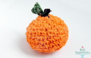 Crochet Orange by Bon-AppetEats