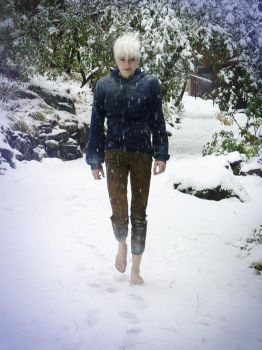 Walk Alone - Jack Frost by TheSinisterLove