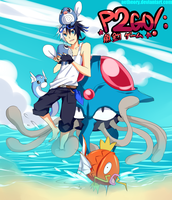 P2GO: Fishing Game! by Aetheory