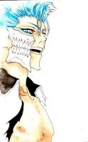 Grimmjow by todachan96