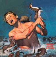 WEASELS RIPPED MY FLESH cover art by peterpulp