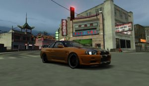 NFS World - My R34 (FINALLY!!!!) by AJ-Lethal