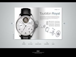 IWC Online Catalog by design-bg