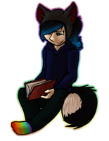 Day four- Books by pepsimutt