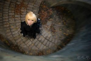 Saber - Fate/Hollow Ataraxia 3 by kiripipapillon