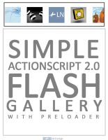Flash Gallery with Preloader by LarsEliasNielsen