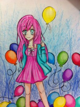 Balloons by unfortunate-me