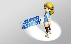 Super Ashley by hextupleyoodot