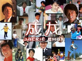 Just Jackie Chan by Gabriel-Joker