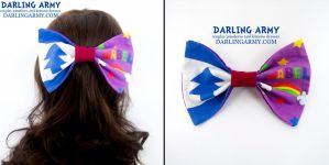 Gravity Falls Mabel and Dipper Cosplay Bow by DarlingArmy