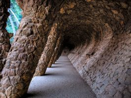 Parc Guell by insigma00