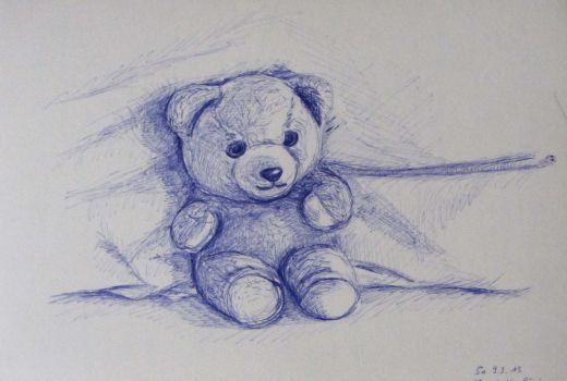 Sketch 9.3.2013 by LarryWoodcutter