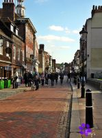 Rochester High Street 001 (20.09.13) by LacedShadowDiamond