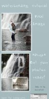 Waterbending Tutorial In Photoshop by Thoughtful15