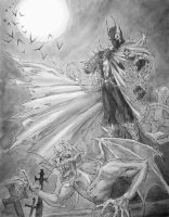 Bat Out of Hell by OniChild