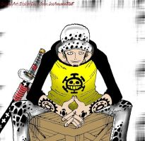 Trafalgar Law by godassassin0068