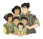 Opal and Bolin's Family by freestyletrue